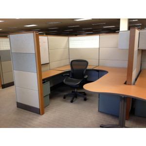 Herman Miller Ethospace (8 x 8) & (6 x 8) -  Product Picture 1