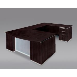 DMI Executive Pimlico U Shape Desk w/ Modesty Panel -  Product Picture 2