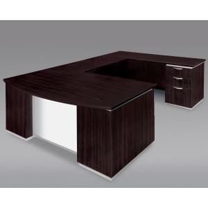 DMI Executive Pimlico U Shape Desk w/ Modesty Panel -  Product Picture 4