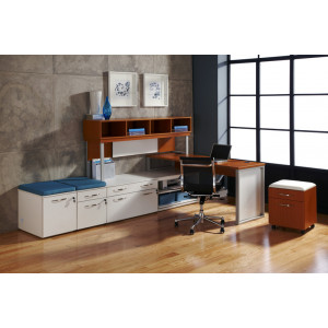 DMI Causeway L Shape Desk -  Product Picture 4