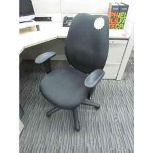 Boss B1002 High Back Task Chair -  Product Picture 2