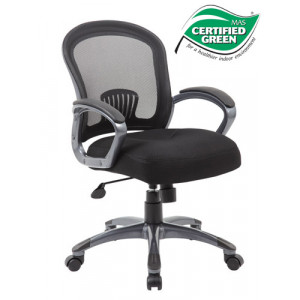 Boss Ergonomic Mesh Back Chair -  Product Picture 4