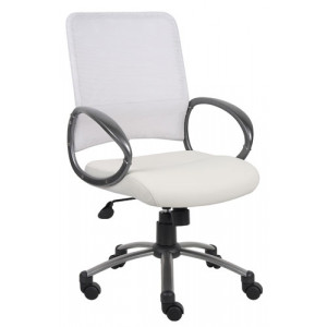 Boss B6406 Mid Back Mesh Chair -  Product Picture 1