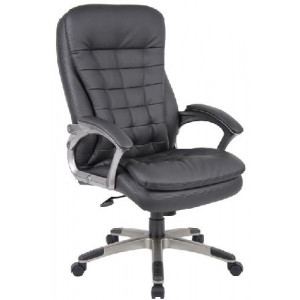 Boss Executive Pillow Top Chair B9331 -  Product Picture 2