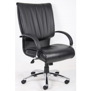 Boss B9701C Leather High Back Chair -  Product Picture 2
