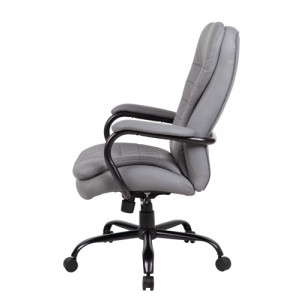 Boss Heavy Duty Pillow Top Executive Chair B991 -  Product Picture 1