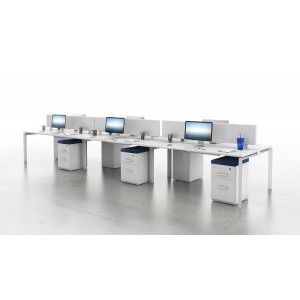 Verity Cubicle Benching Workstation -  Product Picture 3