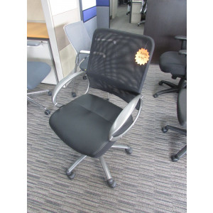 Boss B6406 Mid Back Mesh Chair -  Product Picture 2