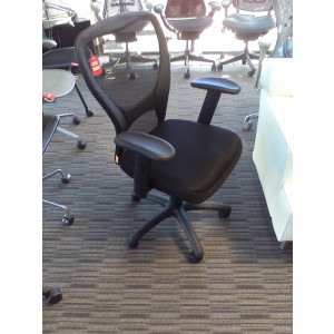 Boss B6508 Professional Managers Mesh Chair -  Product Picture 1