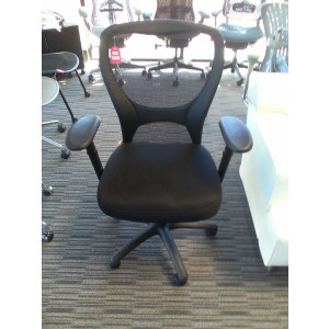 Boss B6508 Professional Managers Mesh Chair -  Product Picture 2
