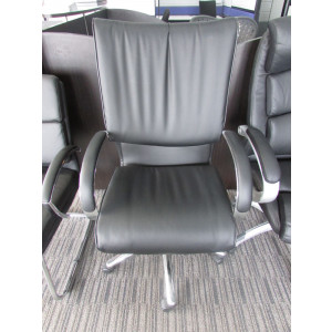 Boss B9701C Leather High Back Chair -  Product Picture 1