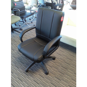 Boss B7906 CaresoftPlus Executive Chair -  Product Picture 1