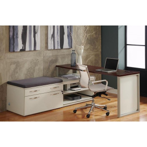 DMI Causeway L Shape Desk -  Product Picture 2