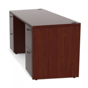 Cherryman Amber Standard Laminate Desk -  Product Picture 1