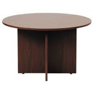 Cherryman Laminate Round Table -  Product Picture 2