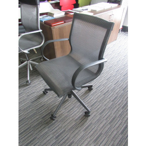 Cherryman Curva Mid Back Chair -  Product Picture 1