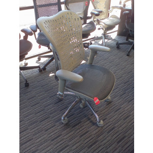 Daytona Framless Molded Mesh Chair -  Product Picture 1