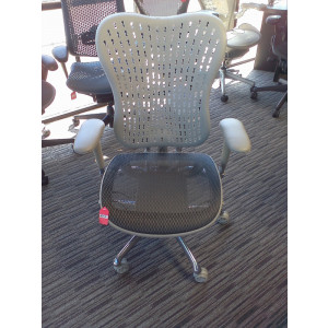 Daytona Framless Molded Mesh Chair -  Product Picture 2