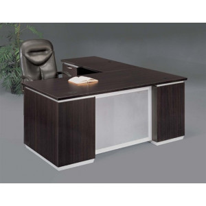 DMI Executive Pimlico L Shape Desk w/ Modesty Panel -  Product Picture 1
