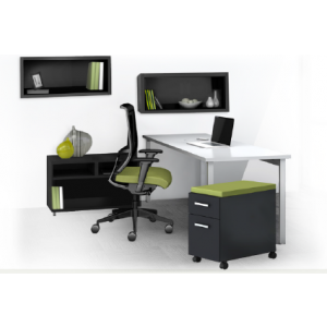 Mayline e5 Desking Typical 12 & 13 -  Product Picture 1