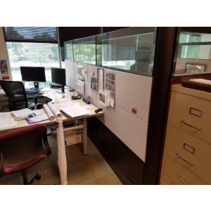 Herman Miller Ethospace Cubicle (6 x 6.5) -  Product Picture 1