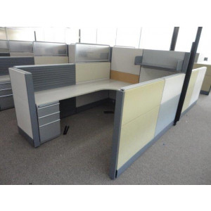Herman Miller Ethospace (6 x 8) Hi-Low Stations -  Product Picture 5