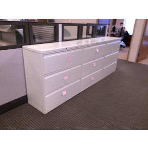 Herman Miller 3 Drawer Lateral File -  Product Picture 1