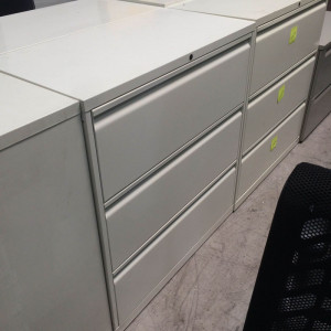 Herman Miller 3 Drawer Lateral File -  Product Picture 5