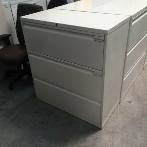 Herman Miller 3 Drawer Lateral File -  Product Picture 6