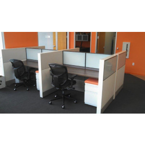 Herman Miller Ethospace Telemarketing Cubicle  -  Product Picture 8