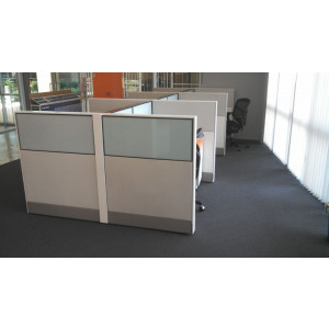 Herman Miller Ethospace Telemarketing Cubicle  -  Product Picture 1