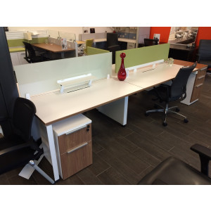 Verity Cubicle Benching Workstation -  Product Picture 7