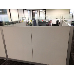 Steelcase Adjustable Height Cubicle -  Product Picture 9
