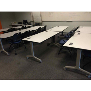 Allsteel Get Set Mobile/ Nesting Training Tables -  Product Picture 1