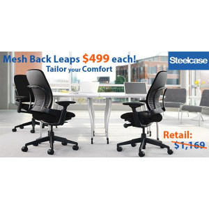 Steelcase Leap Chair V2  -  Product Picture 5