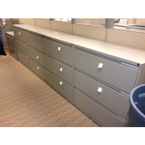 Herman Miller Meridian 3 Drawer Lateral File  -  Product Picture 2