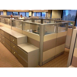 Herman Miller Meridian 3 Drawer Lateral File  -  Product Picture 3