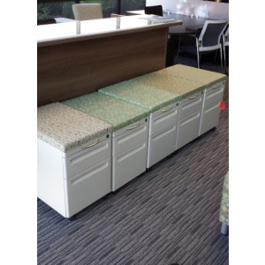 Mobile Pedestals with Cushion -  Product Picture 6