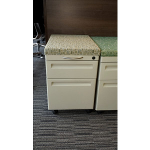 Mobile Pedestals with Cushion -  Product Picture 4