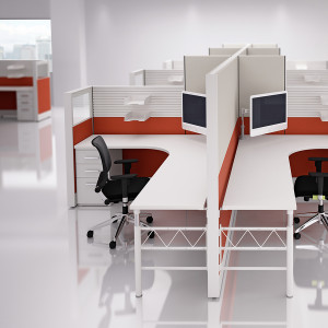 Tiles Cubicle Workstation (Multiple Sizes Available) -  Product Picture 8