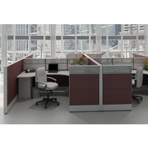 Tiles Cubicle Workstation (Multiple Sizes Available) -  Product Picture 4