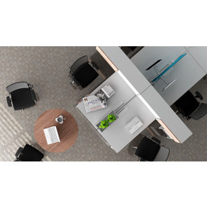 Verity Cubicle Benching Workstation -  Product Picture 6