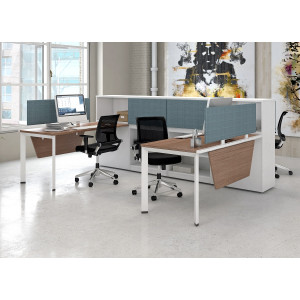 Verity Cubicle Benching Workstation -  Product Picture 4