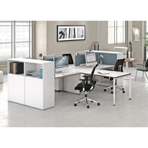 Verity Cubicle Benching Workstation -  Product Picture 10
