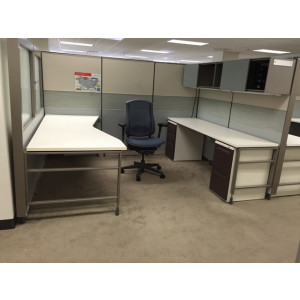 Herman Miller Vivo Cubicle (7' x 6') -  Product Picture 2