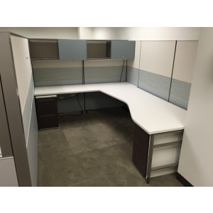 Herman Miller Vivo Cubicle (7' x 6') -  Product Picture 8