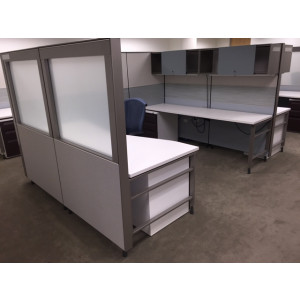 Herman Miller Vivo Cubicle (7' x 6') -  Product Picture 5