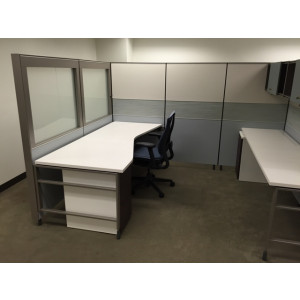 Herman Miller Vivo Cubicle (7' x 6') -  Product Picture 6