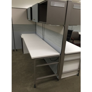 Herman Miller Vivo Cubicle (7' x 6') -  Product Picture 1