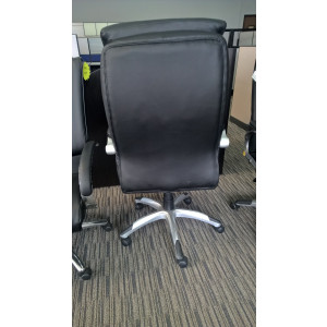 Boss LeatherPlus Executive Chair B8981 -  Product Picture 1